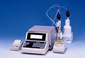 MKC520 Karl Fisher Titrator