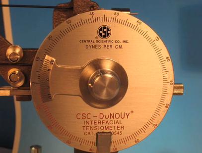 manual tensiometer