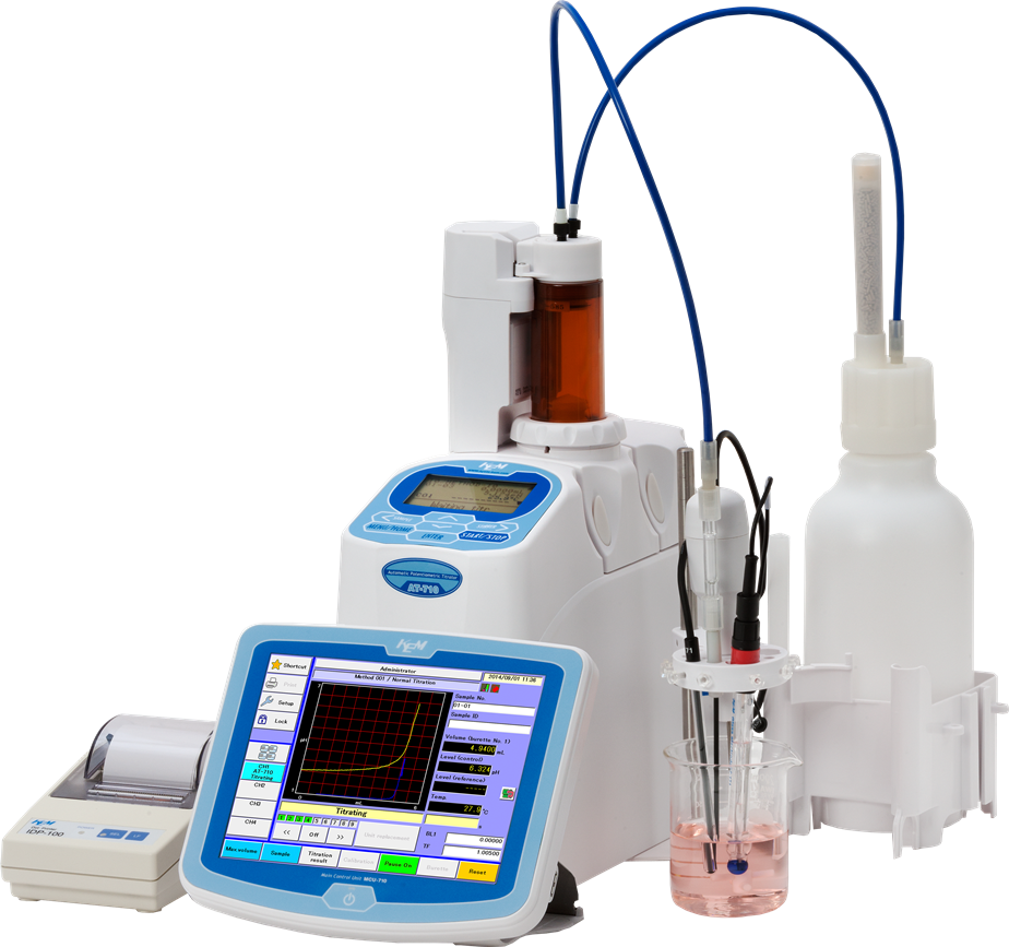 AT-710S_M Automatic Titrator
